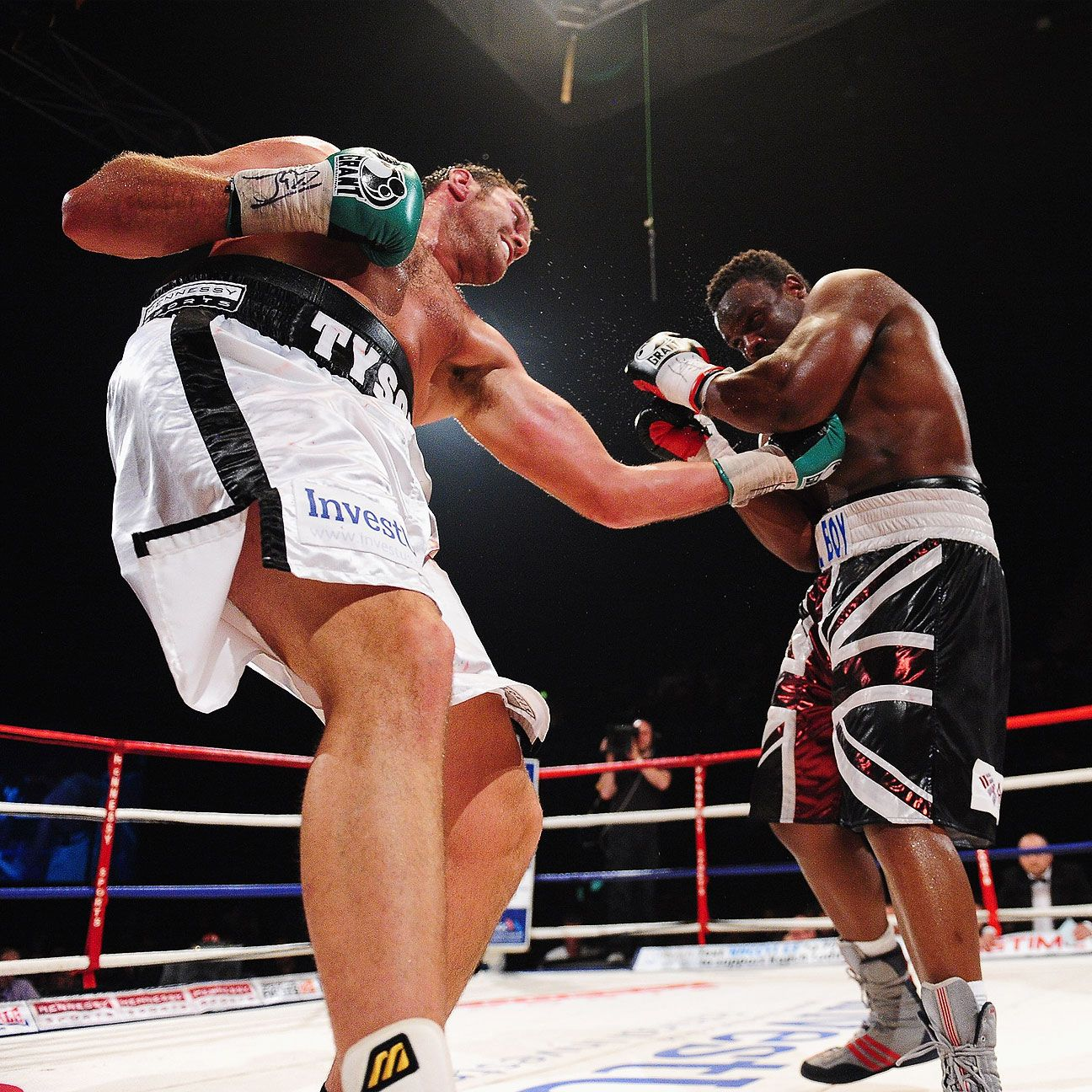 Tyson Fury, Dereck Chisora Meet For A Chance To Get