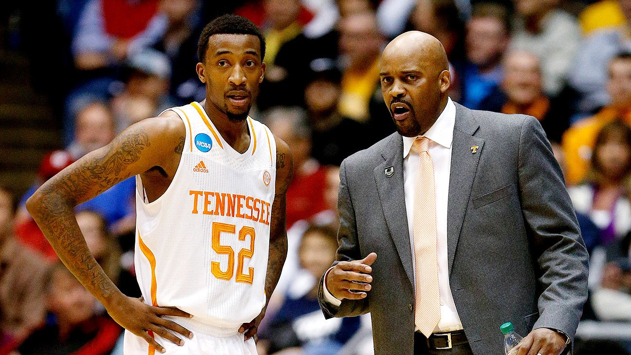 Tennessee's program is now Martin's