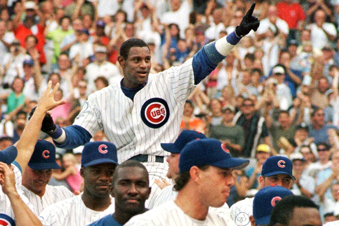 Chicago Cubs Say Absent Sammy Sosa Must Make Amends