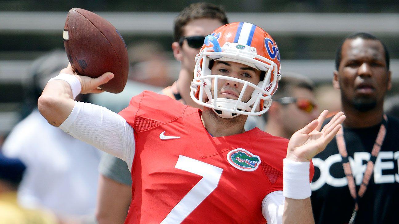Breaking down Florida's quarterback battle