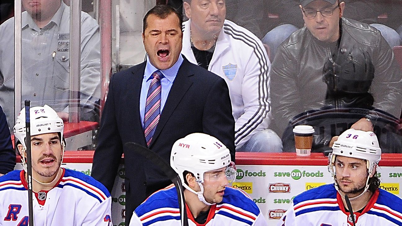 Rangers coach fires back at Habs