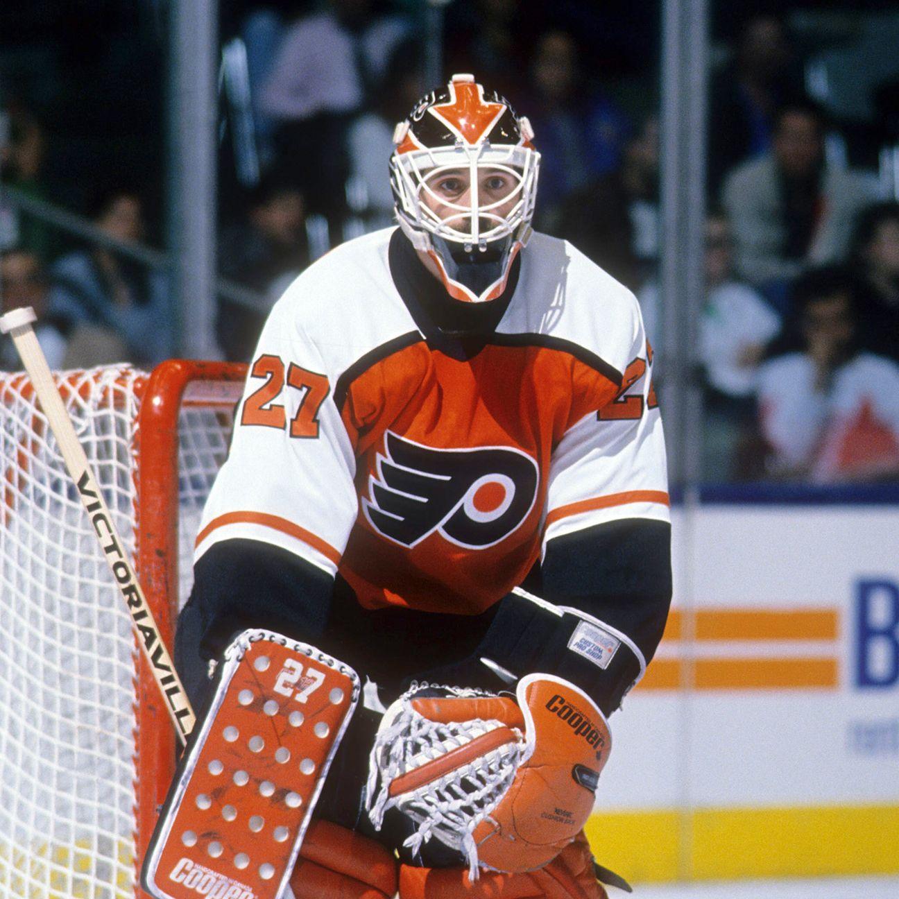 Philadelphia Flyers name Paul Holmgren president and Ron Hextall general manager