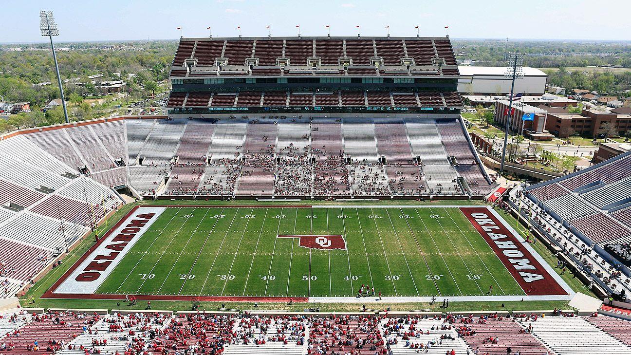 The University of Oklahoma plans to propose a renovation ...