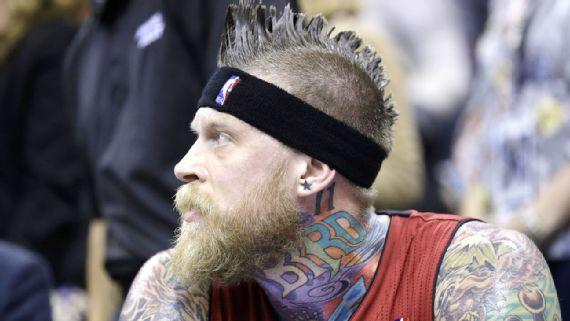 Chris Andersen Heat Beard
