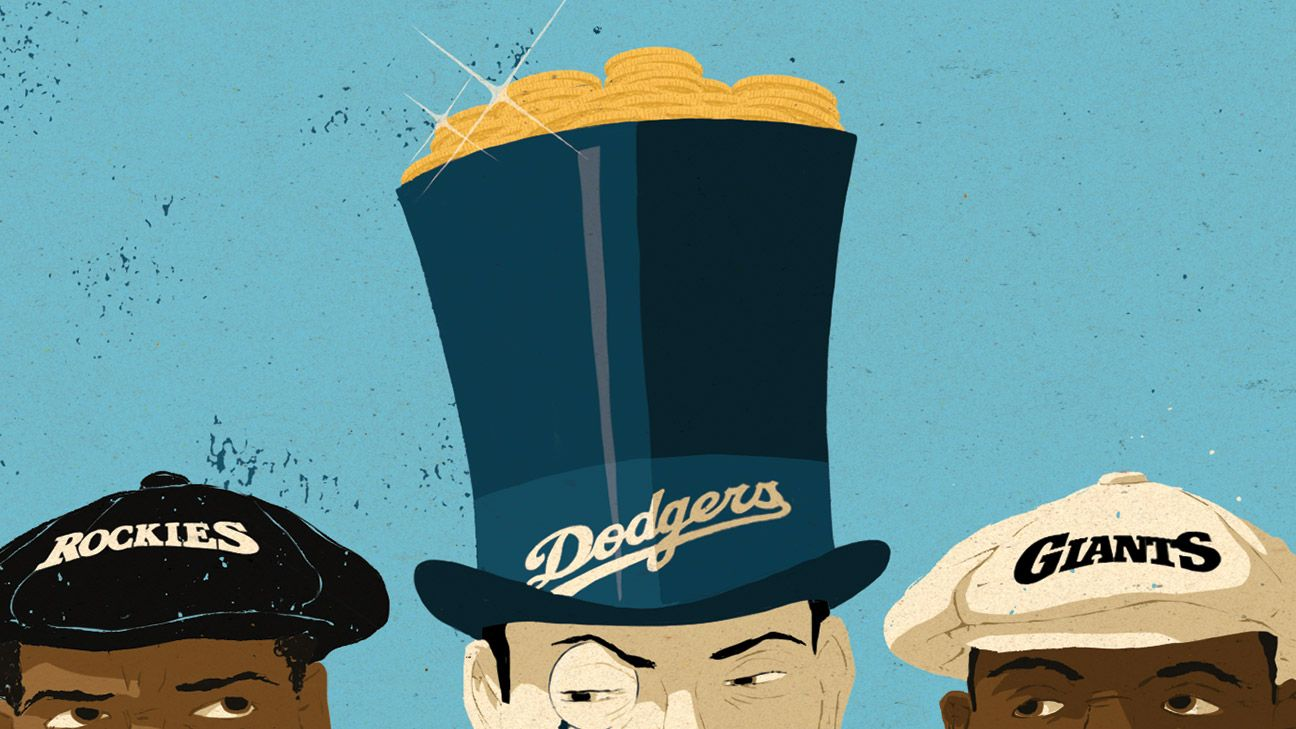 Dodgers' payroll is worth it