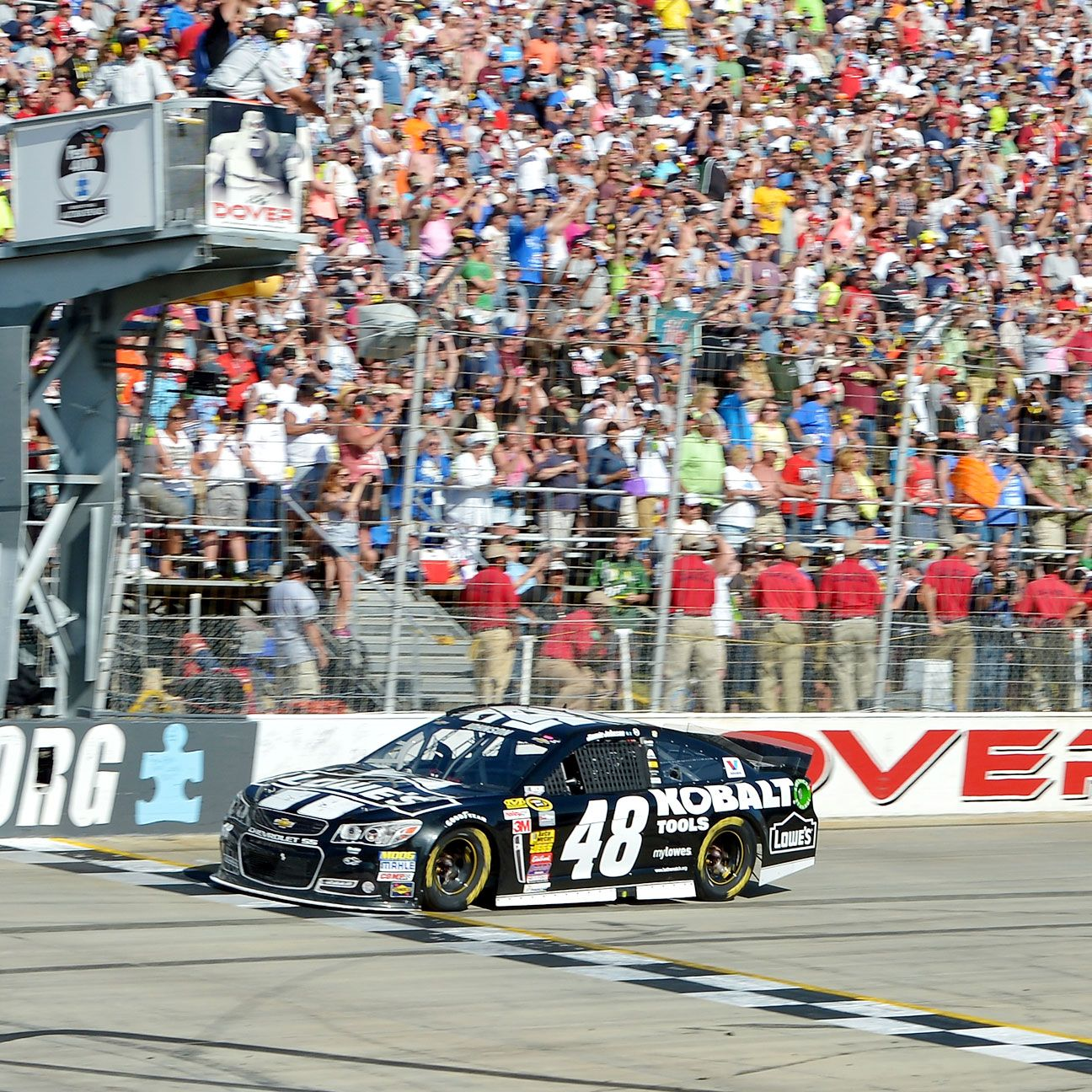 Dover International Speedway To Further Reduce Seating