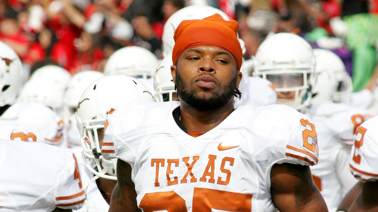 More player dismissals at Texas