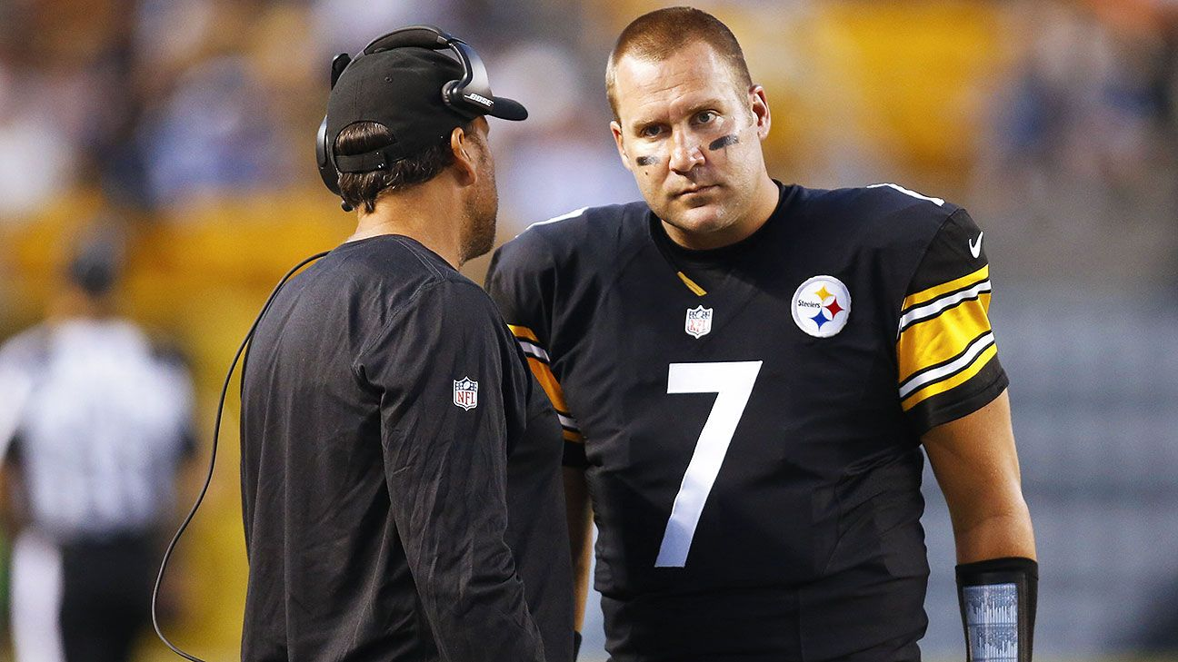 Big Ben wants continuity for Steelers staff