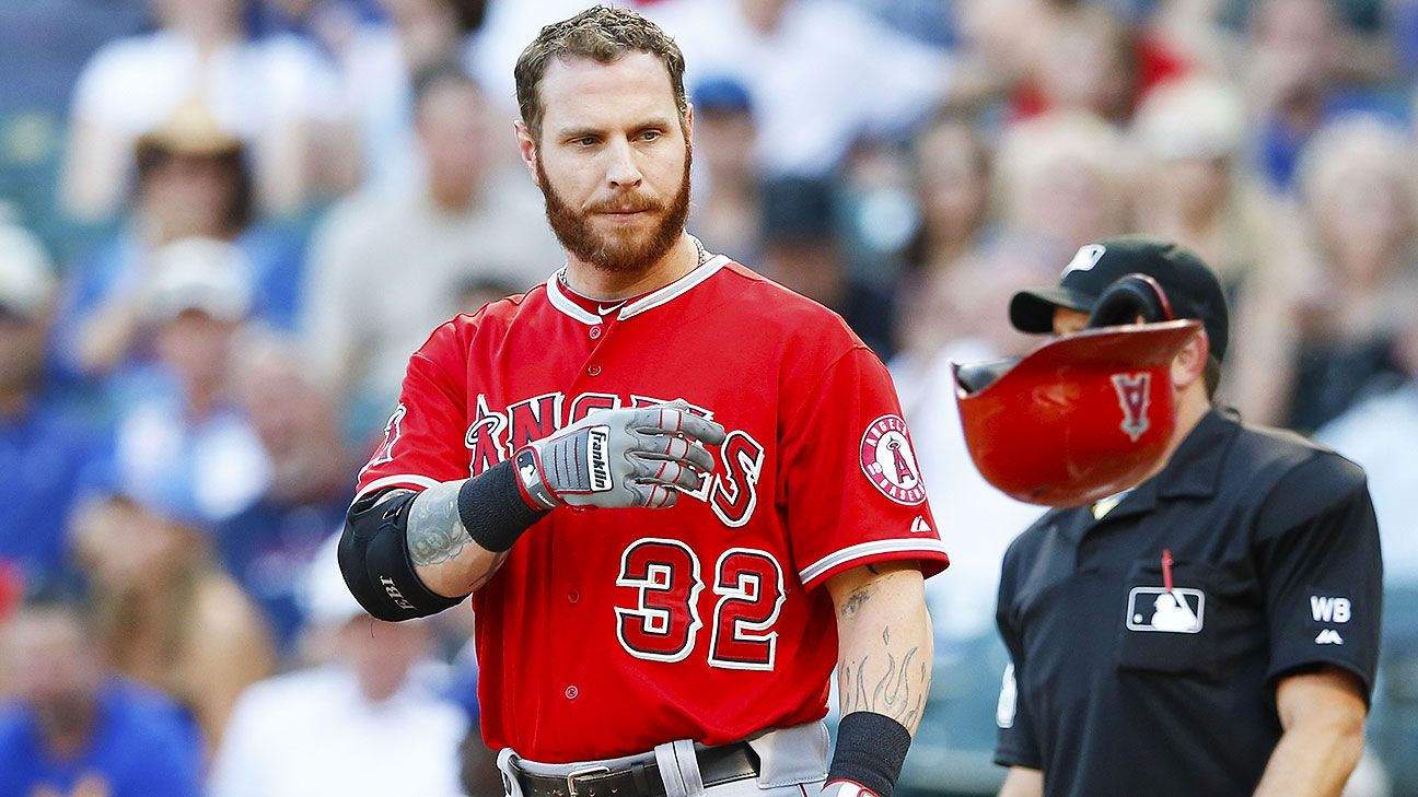 Arbitrator rules that MLB cannot punish Los Angeles Angels outfielder Josh Hamilton