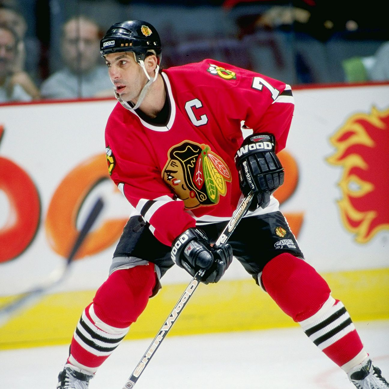 NHL -- Chris Chelios never wanted to leave the Chicago ...