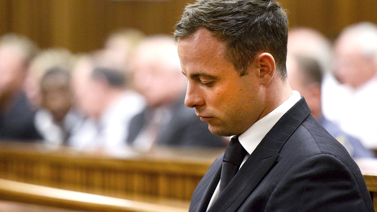 Report: Pistorius appeals lengthened sentence