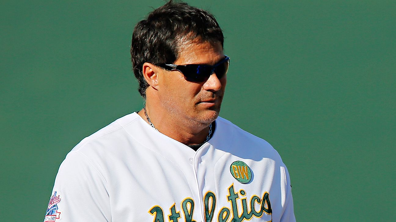 NBC Sports California parts with Oakland Athletics pre- and post-game analyst Jose Canseco over sexual ...