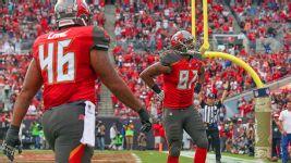 Nike NFL Mens Jerseys - Tampa Bay Buccaneers TE Austin Seferian-Jenkins sorry for TD flag ...