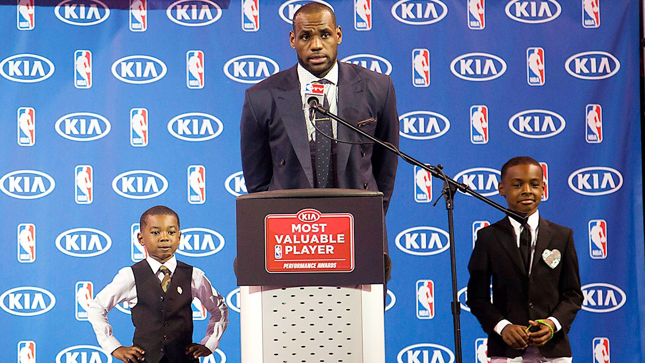 LeBron James Says His Kids Arent Allowed To Play Football
