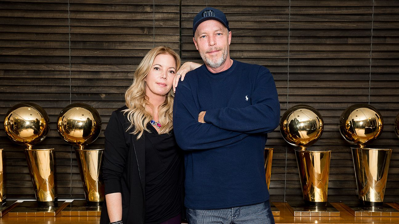 Los Angeles Lakers Team President Jeanie Buss Says Brother