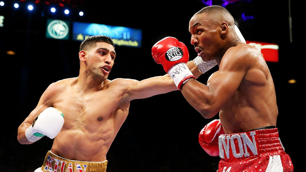 Khan deserved better from Mayweather