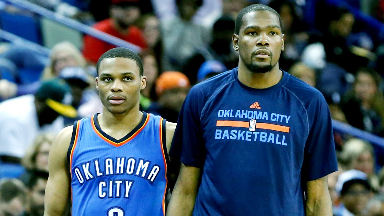 10 big questions for the Thunder