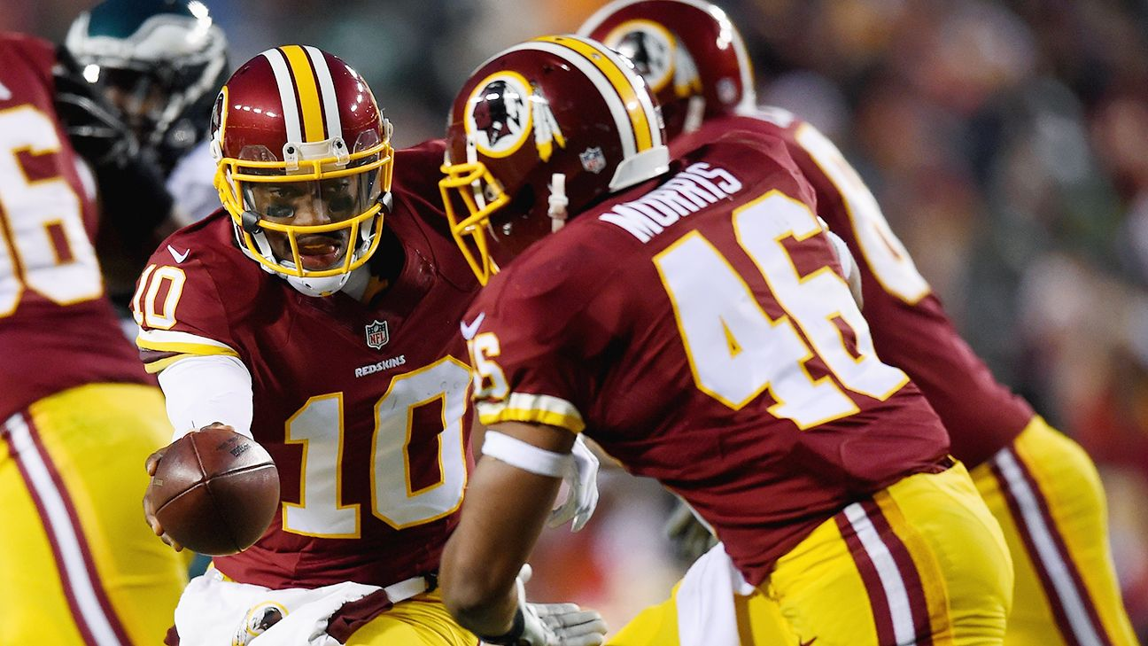 2016 Washington Redskins Game By Game Predictions