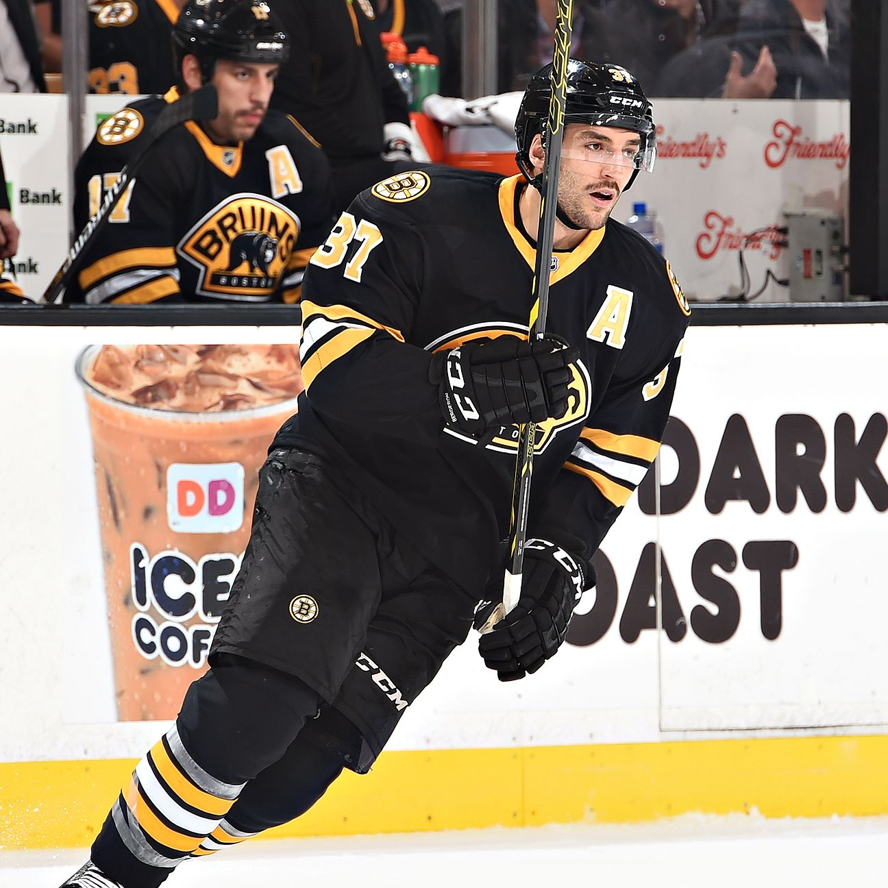 Patrice Bergeron: Bruins Need To Stay Hungry