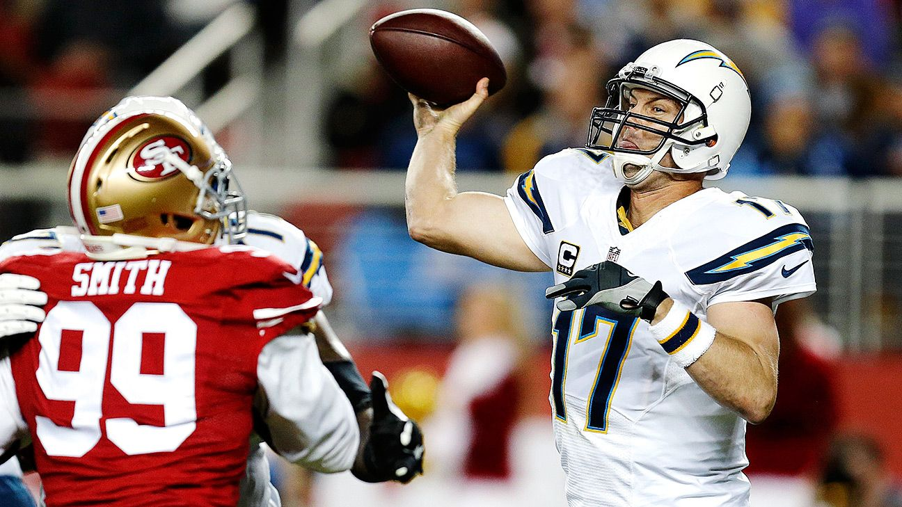 Mike Mccoy Says Philip Rivers Will Play Vs Seahawks San