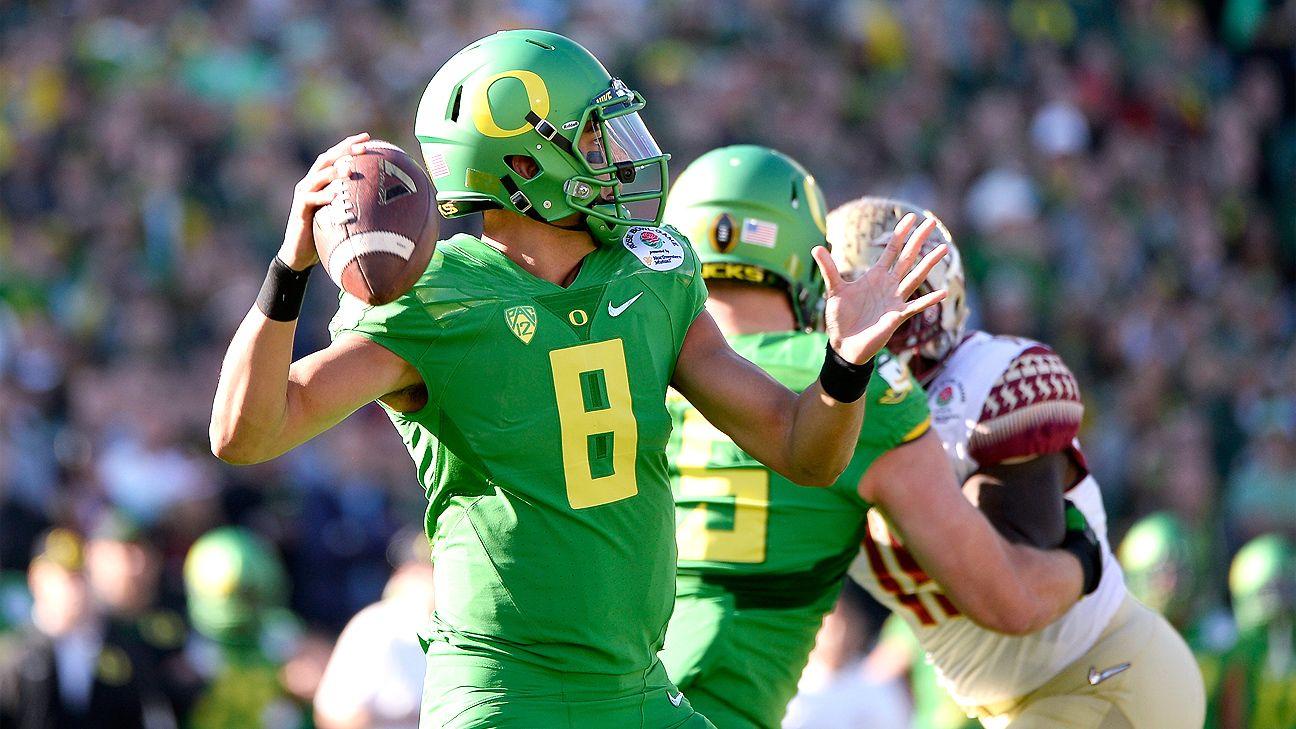 Oregon Ducks' offense is more than tempo - Pac-12 Blog- ESPN