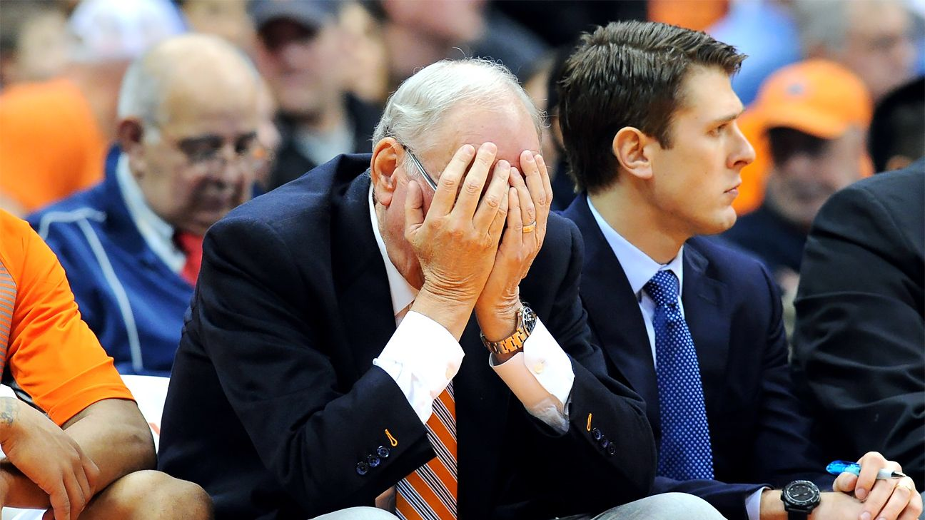 Syracuse ruling shows college basketball's overall health ...