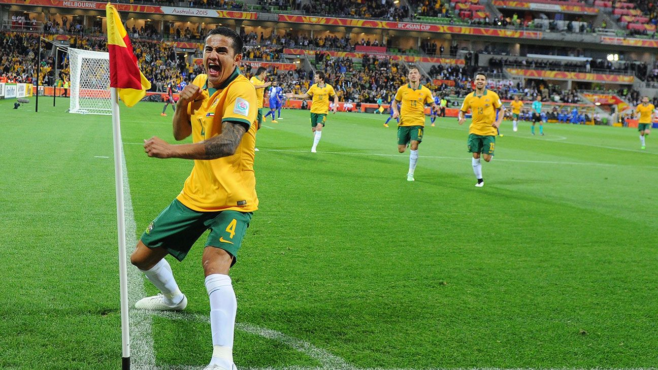 Tim cahill is still the socceroos star that asia most admires and