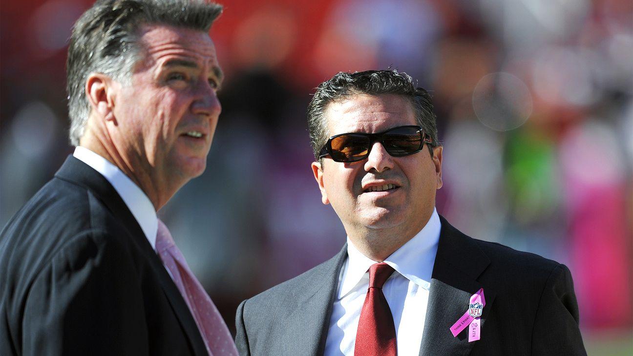 Group decides Washington Redskins draft picks; Bruce Allen does trades - NFL Nation- ESPN
