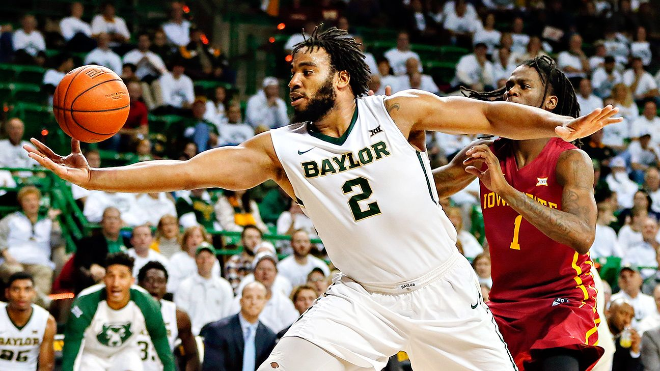 2015 NCAA Tournament Bracket Projections -- Baylor Bears