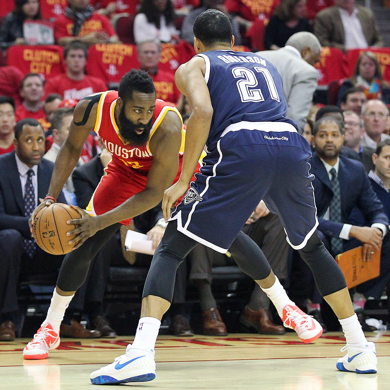 James Harden Free Agency: James Harden Keeps Growing His Game For Houston Rockets