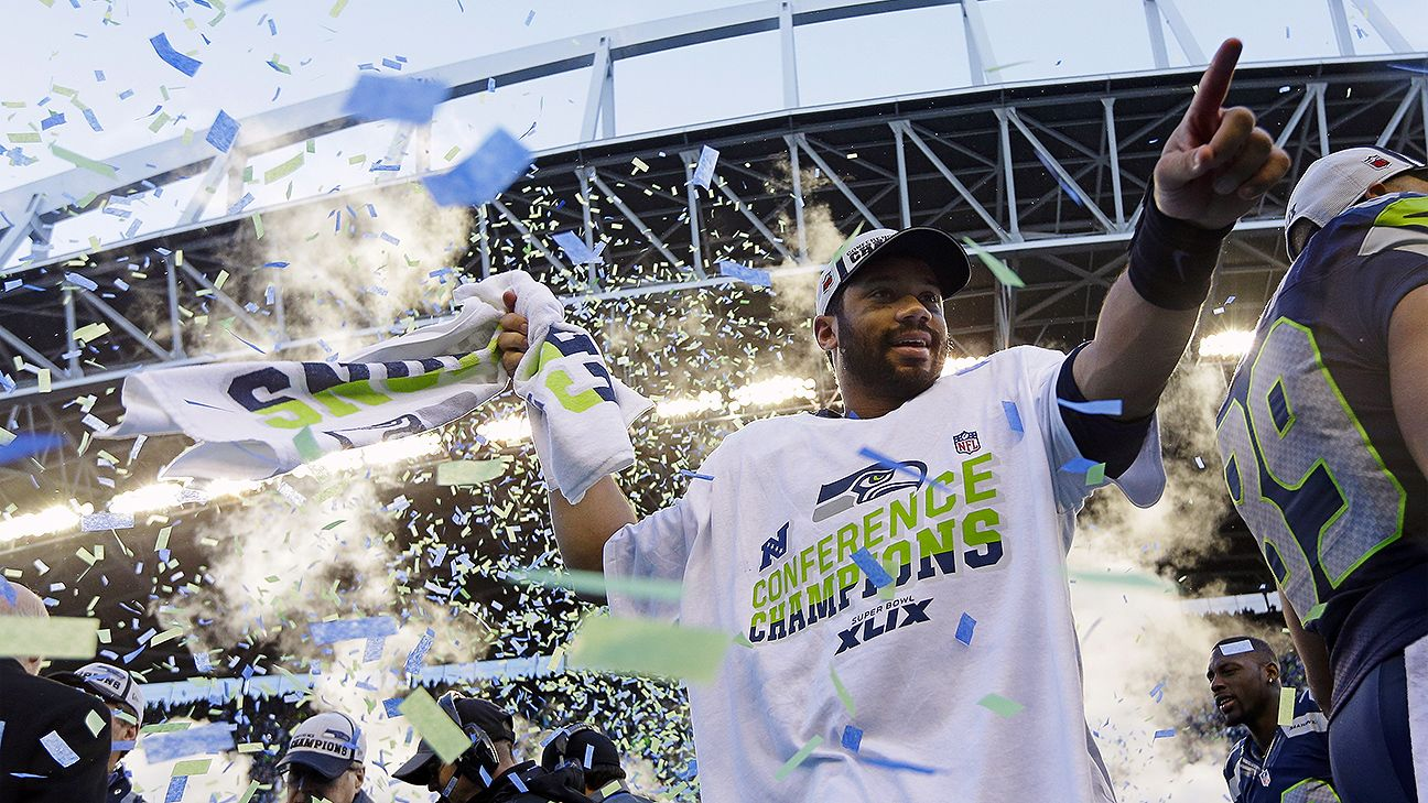 ... bettors favor Seattle Seahawks, Green Bay Packers to reach Super Bowl
