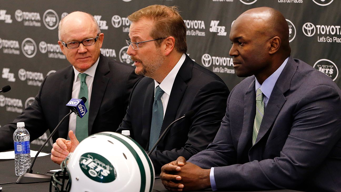 Woody Johnson says Todd Bowles 'caught me by surprise'