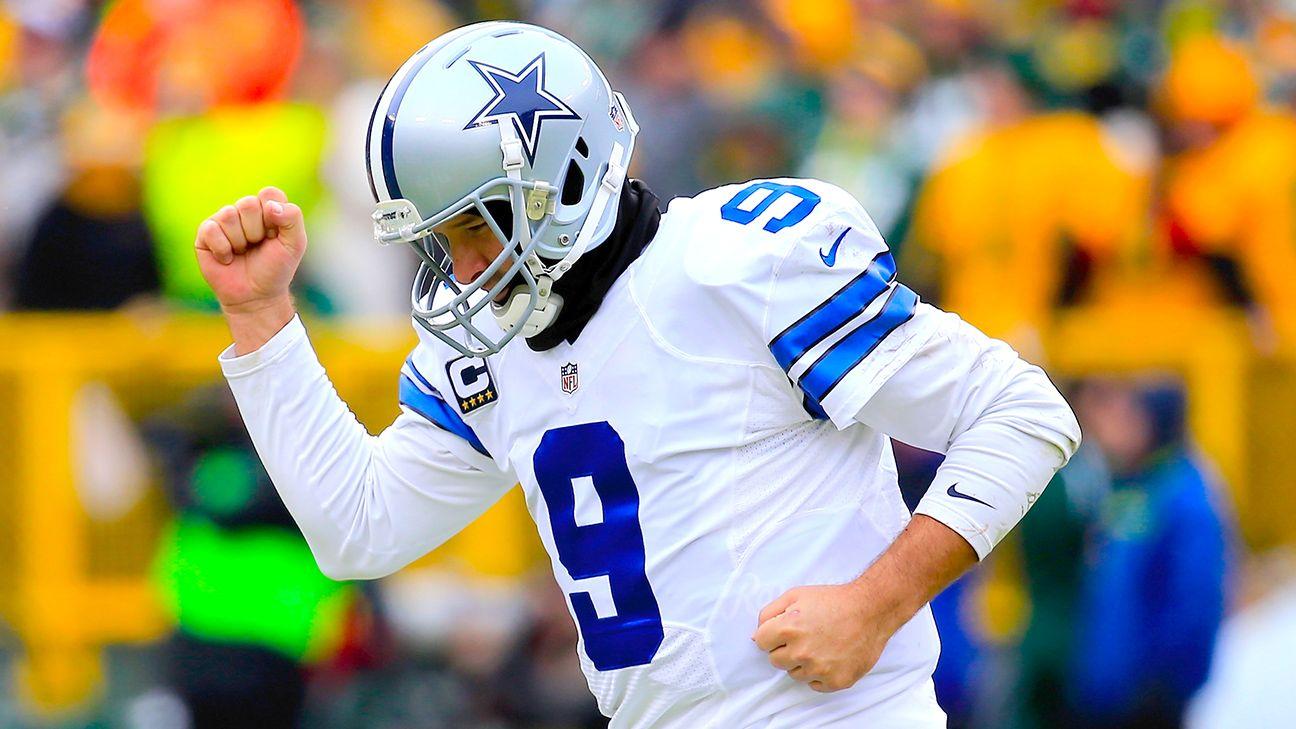 Cowboys quarterback Tony Romo says he wants to win Super Bowl 'so bad'