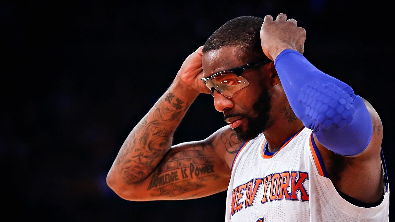 Knicks to buy out Amar'e contract