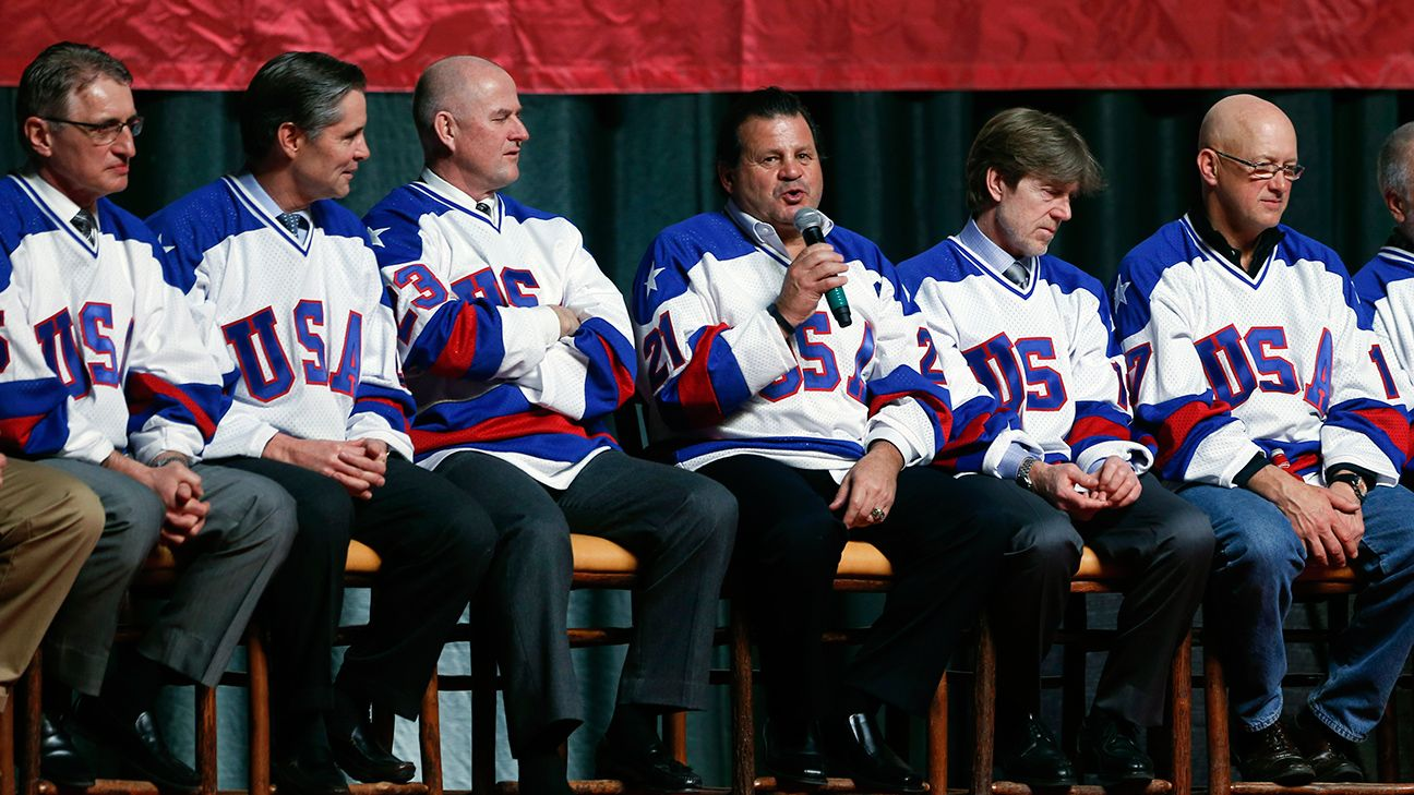 the 1980 u s miracle nhl team Heroes of the team often make appearances at nhl events and, as hockey fans, there isn't a long period of time that passes without some mention of the miracle in the nhl world a look into our history and you will find plenty of moments where americans stood together to chant u-s-a, u-s-a.