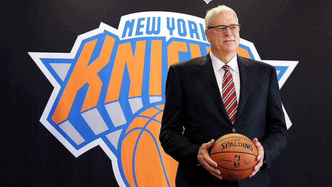 New York Knicks: Phil Jackson Says New York Knicks' Poor Season Could Wind