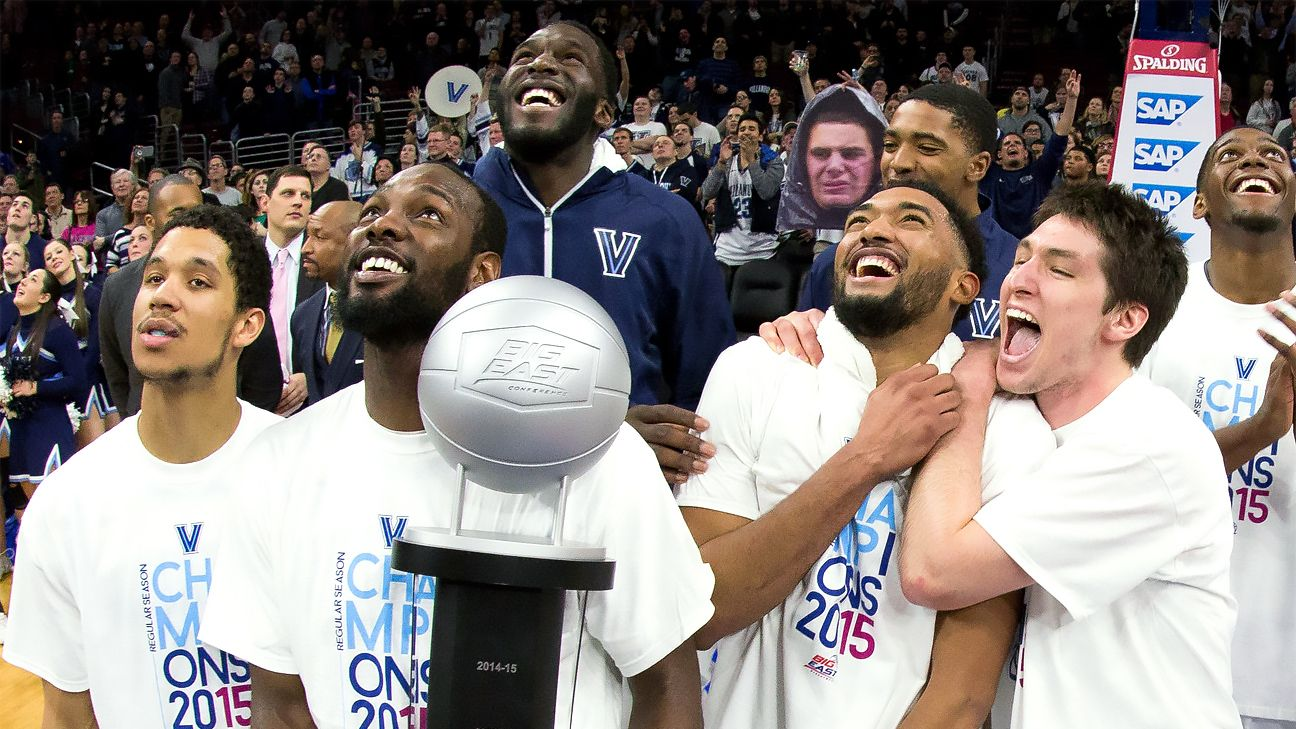 Villanova Wildcats are winning in unconventional way thanks to coach Jay Wright