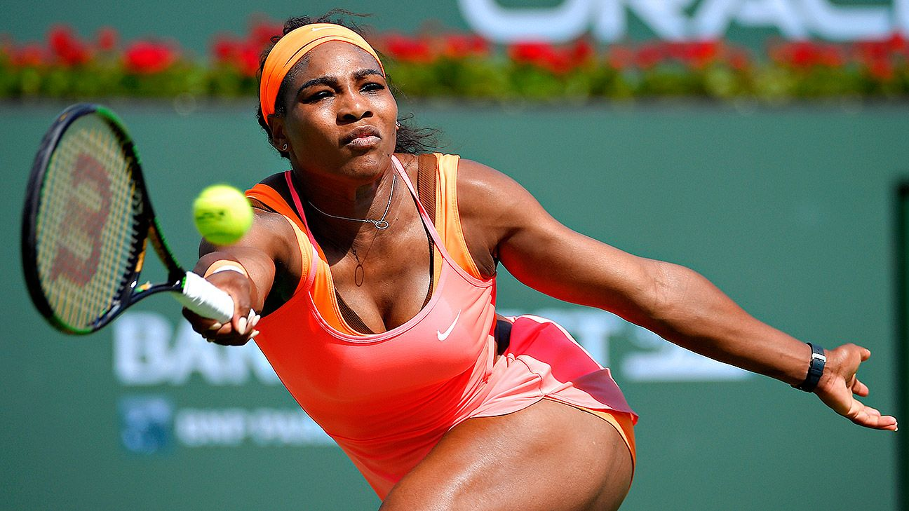 Serena digs deep in win vs. Stephens