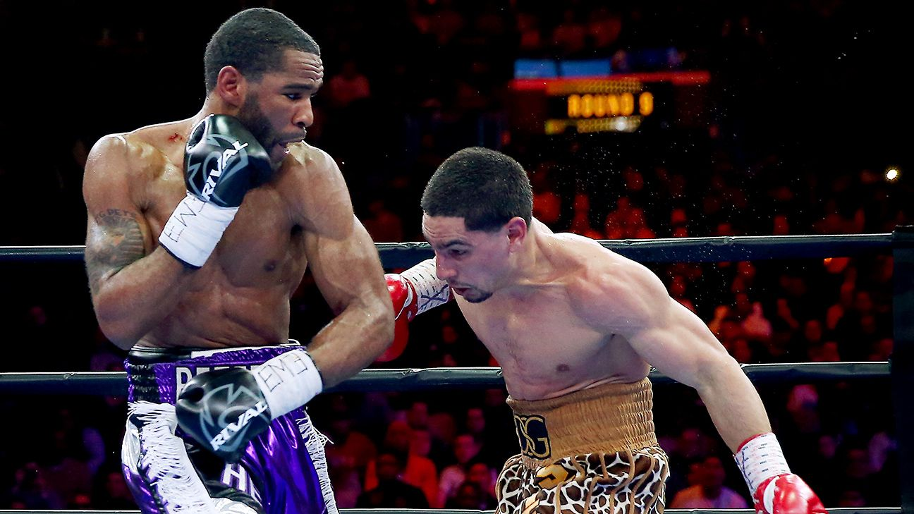 Danny Garcia pulls out majority decision win over Lamont Peterson