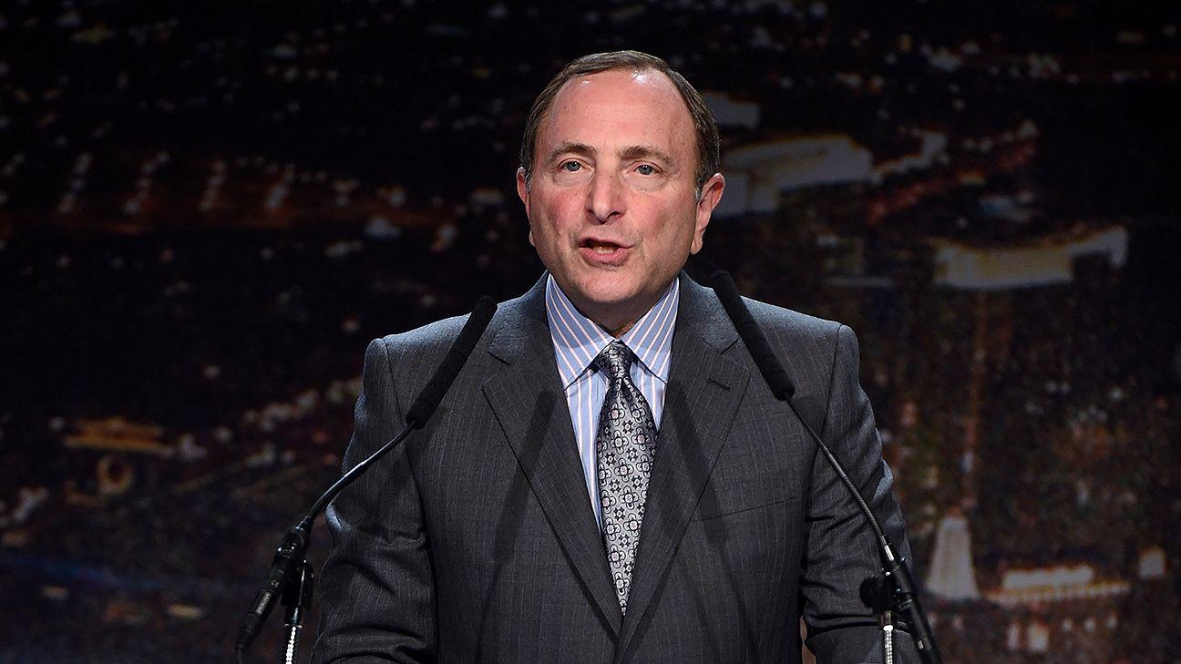 NHL expansion announcement was momentous moment