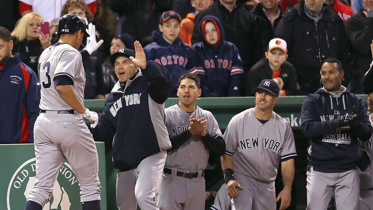 Yankees' Alex Rodriguez ties Willie Mays with 660th career homer