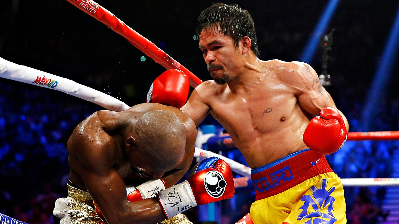 Manny Pacquiao needs surgery to fix 'significant tear' in right shoulder
