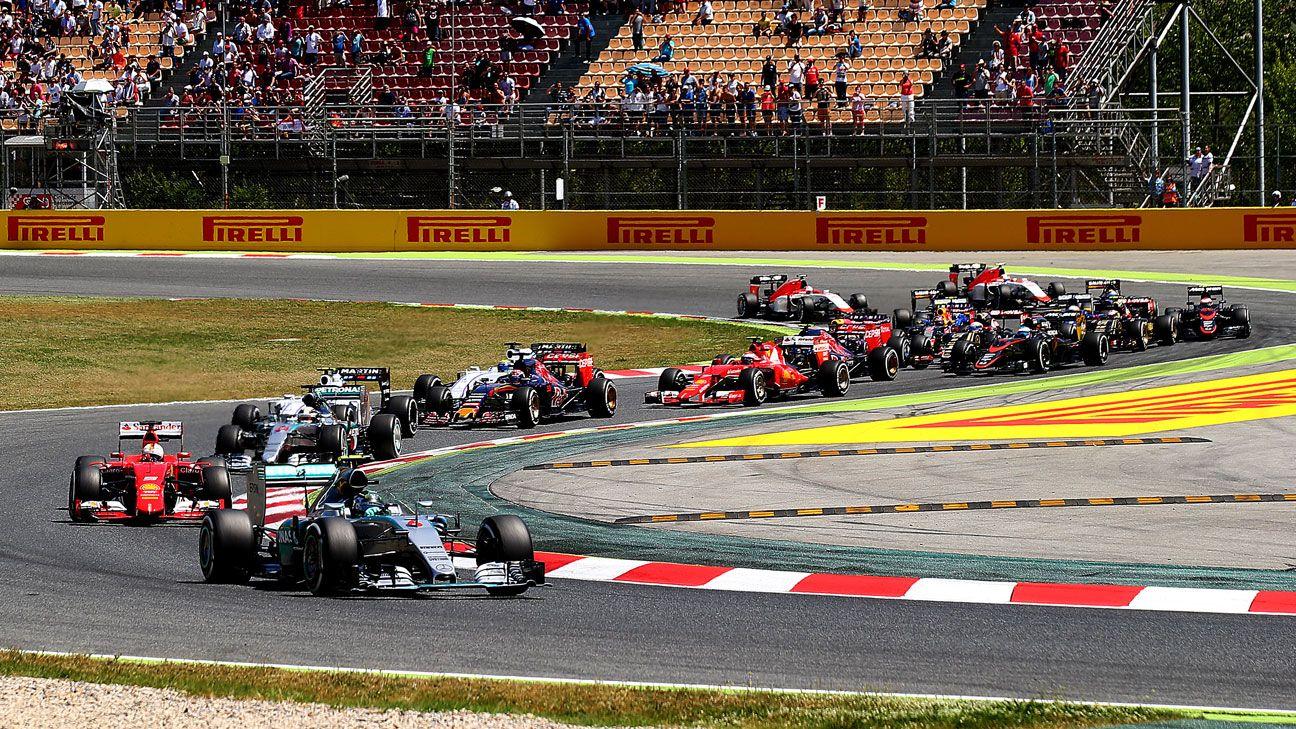 FIA announces revised 2016 Formula One calendar