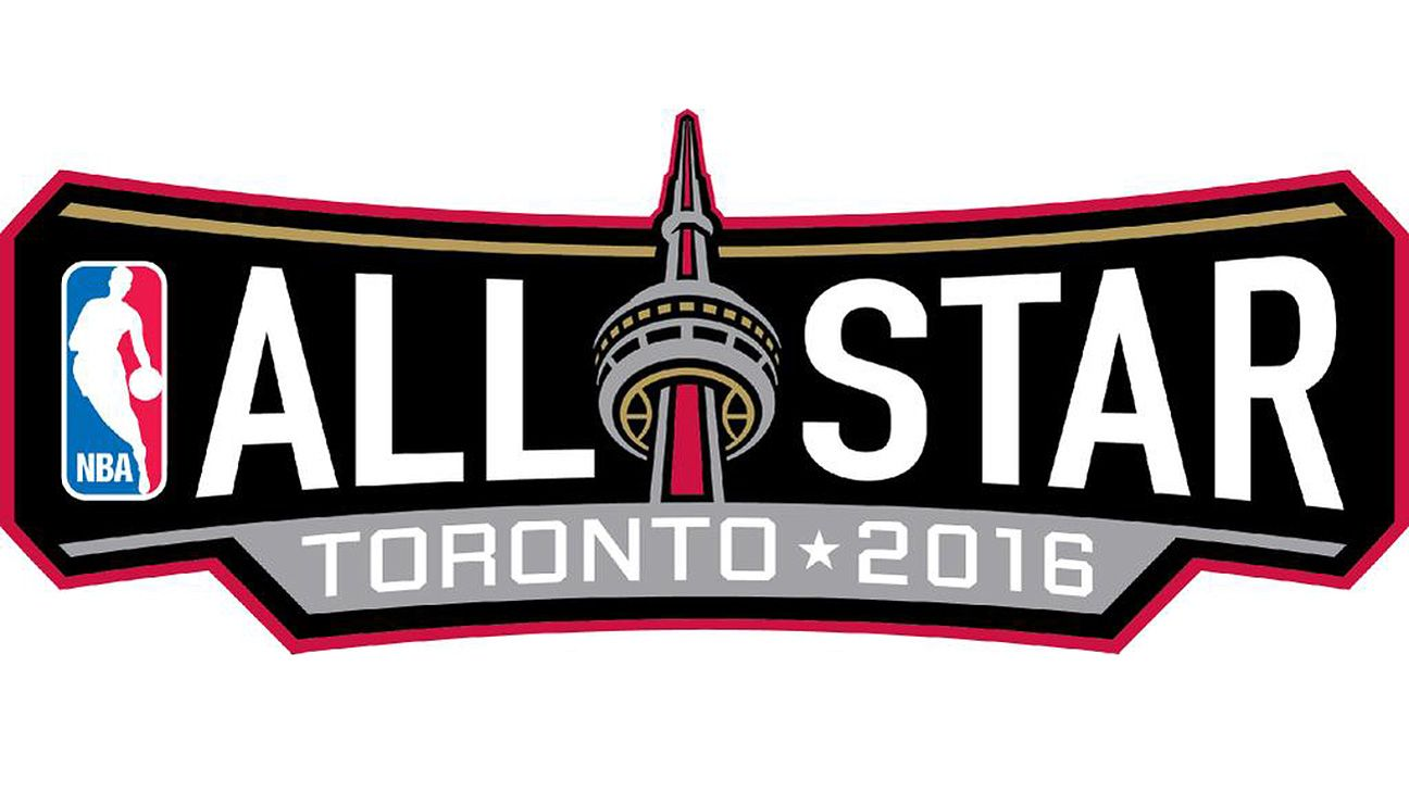 NBA unveils Toronto's 2016 All-Star Game logos - NBA- ESPN