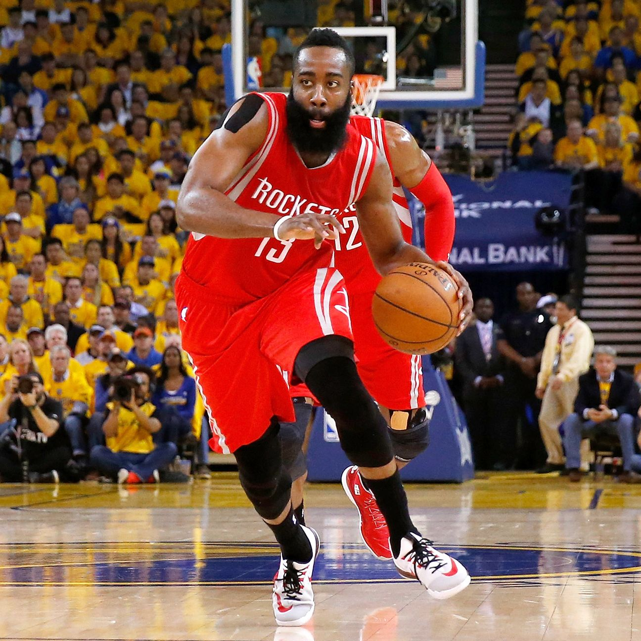 James Harden Free Agency: Nothing Cooking For James Harden With Houston Rockets