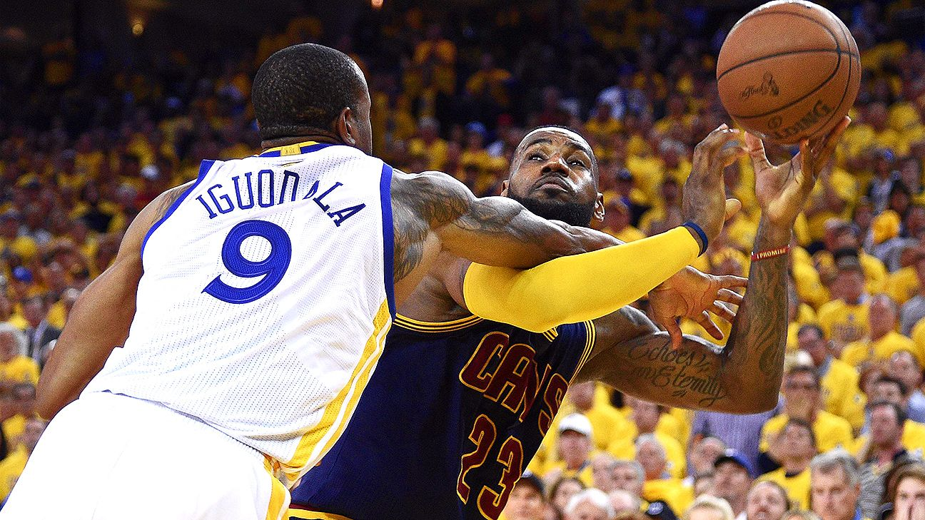 Roundtable: Who's the Finals MVP?