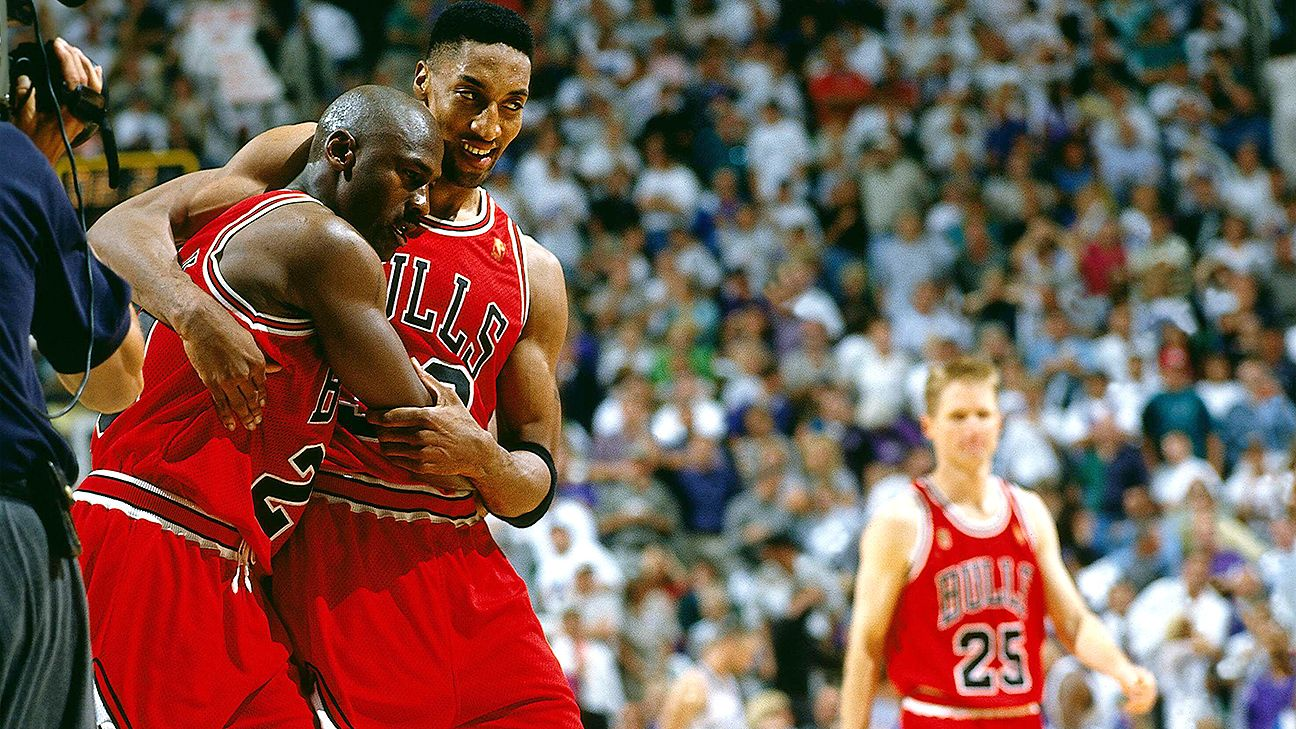 Where can I watch Michael Jordan games? - Sports and ...