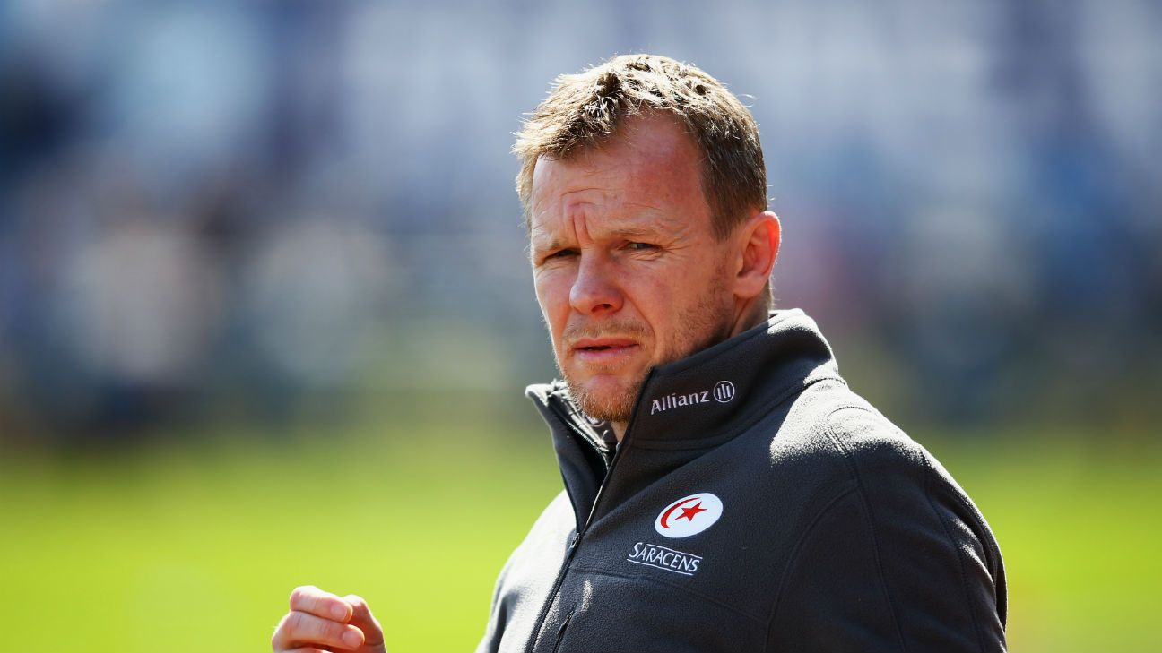 Saracens director of rugby Mark McCall sees Ulster Champions Cup clash as key