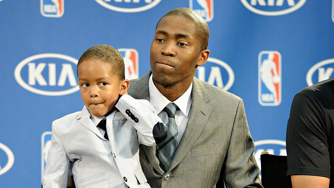 Jamal Crawford on basketball and fatherhood Los Angeles Clippers