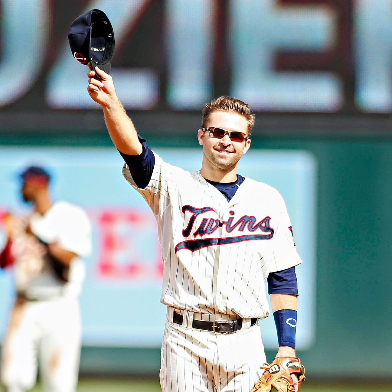 Brian Dozier Of Minnesota Twins To Replace Blue Jays